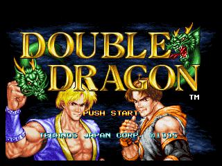 Double Dragon Play Retro Snk Neo Geo Games Online Play Retro