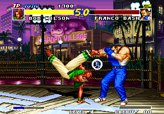Real Bout Fatal Fury Play Retro Snk Neo Geo Games Online Play